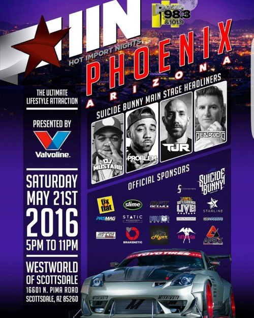 Hot Import Nights Phoenix